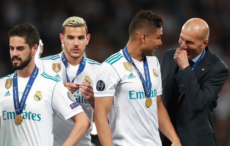Zinedine Zidane – z jakich lat będzie pamiętany?