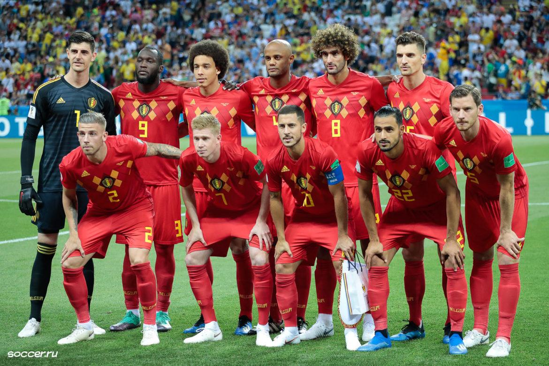 [EURO 2020] Braterska Belgia