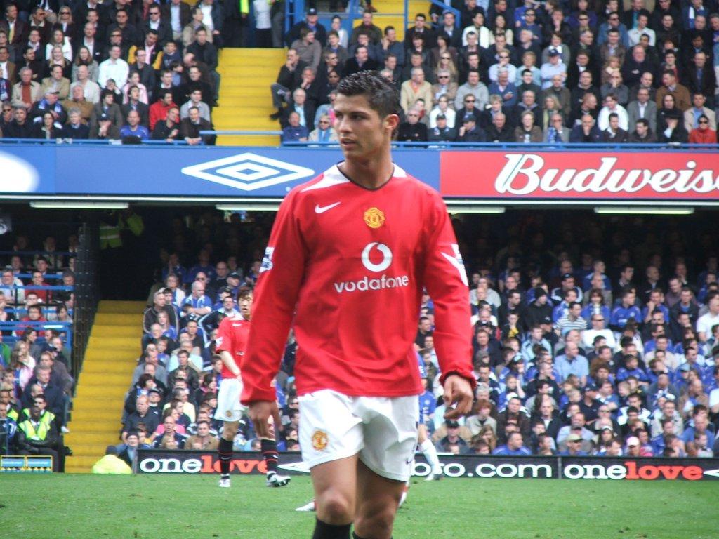 Powrót Legendy. Ronaldo w United