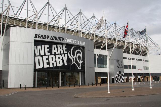 Seniorzy na ratunek Derby County – kiedyś i dziś