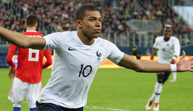 Z piekła do nieba. Francja w finale
